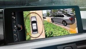 BMW Drive Recorder: quand les capteurs et caméras servent de dashcam