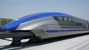 La Chine planche sur un train Maglev à 600km/h