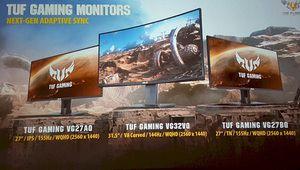 Computex 2019 – Asus innove avec l'ELMB-Sync sur ses écrans TUF Gaming