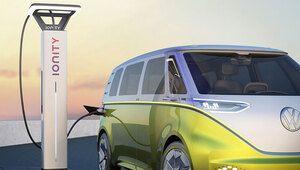 Ionity ouvre sa 100e borne de recharge rapide à Rygge en Norvège