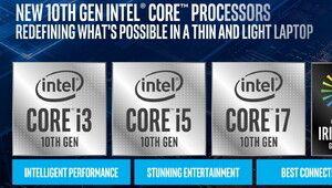 Computex 2019 – Intel: les processeurs 10 nm pour portables enfin là
