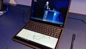 Computex 2019 – Le Twin Rivers d'Intel, prototype de PC à deux écrans