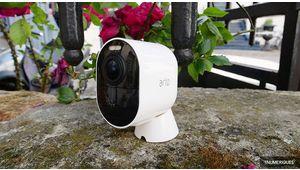 Labo – Le mode HDR de la caméra de surveillance Arlo Ultra
