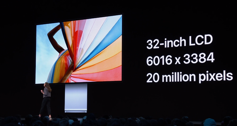 Pro Display XDR WWDC Apple 2019