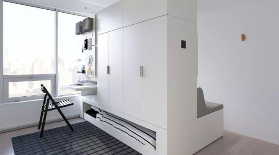 IKEA dévoile un meuble robotisé pour des espaces à vivre modulaires — Rognan