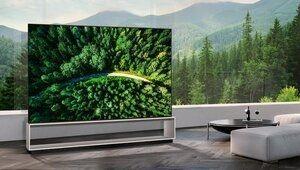 Le téléviseur LG 88Z9, modèle Oled 8K de 88 pouces, est en vente