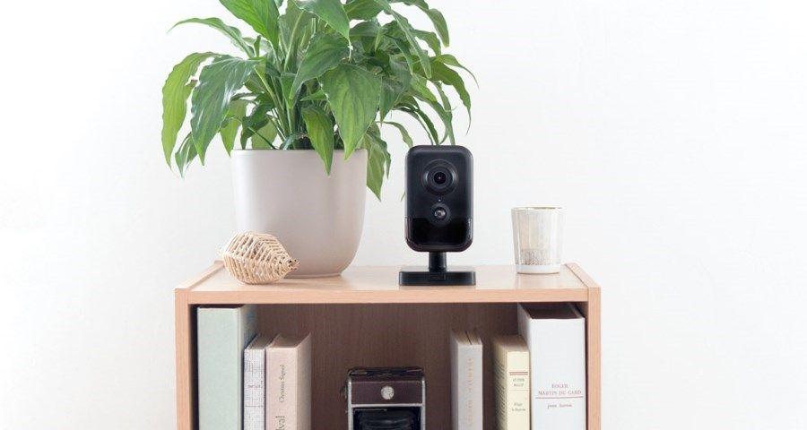 La caméra de télésurveillance Cube² de Protection 24