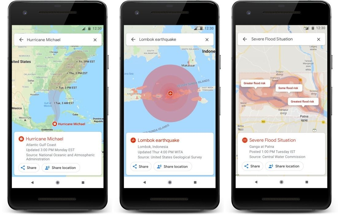 Google Maps tornade%2Bs%C3%A9isme%2Binondation