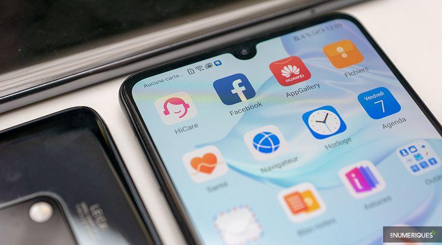 Affaire Huawei: Facebook et Zuckerberg coupent également les ponts