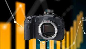 Le marché de la photo reprend un peu de vigueur en avril