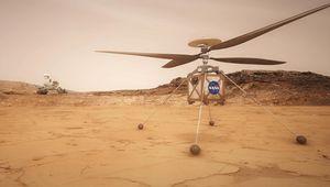 Le premier hélicoptère qui volera sur Mars est quasiment prêt