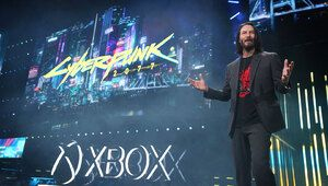 E32019 – Xbox: 60 jeux et Keanu Reeves dans Cyberpunk 2077