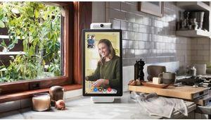 Facebook: 2 nouvelles versions de l'assistant Portal dans les tuyaux