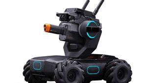 RoboMaster S1: le tank jouet de DJI pour apprendre la programmation