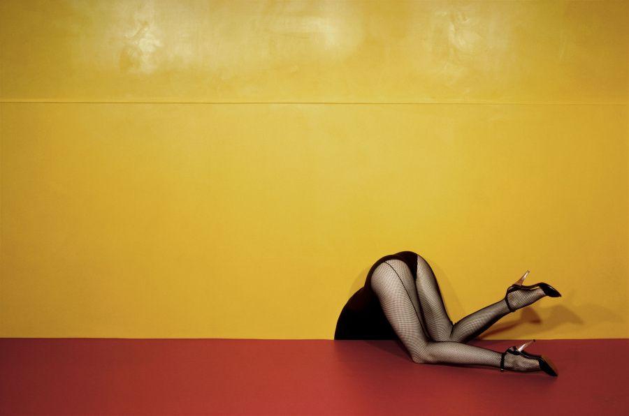 Charles Jourdan, spring 1978 © The Guy Bourdin Estate, 2019