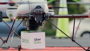 Uber Eats va livrer des repas par drone dès cet été à San Diego