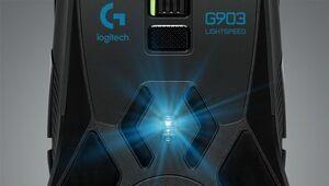 Les souris Logitech G403, G703 et G903 passent au capteur Hero 16K