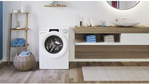 Candy dévoile le lave-linge RO14104DXH51-S, bien équipé et bon marché