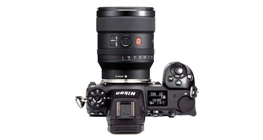 Techar bague adaptation Sony E > Nikon Z