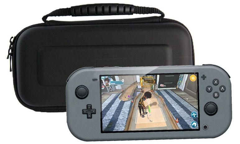 La Nintendo Switch Mini se montre déjà? Pas tout à fait…