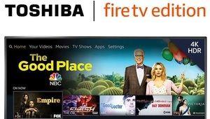 Amazon et Toshiba pour le premier téléviseur Fire TV Dolby Vision