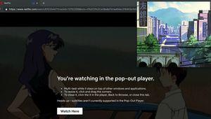Netflix: un mode fenêtré pour ordinateurs en phase de test