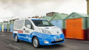 Nissan électrifie le camion de glaces de notre enfance