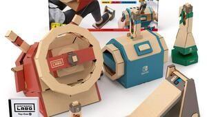 Soldes 2019 – Kit véhicules Nintendo Labo Toy-Con 03 à 22€ [épuisé]