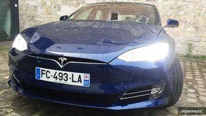 Tesla Norvège: 20000 Model S et 10000 Model 3 immatriculées
