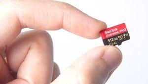Que vaut une carte microSD contrefaite vendue à très bas coût?
