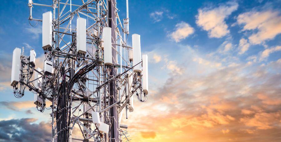 Tour antenne relais