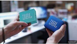 Bon plan – L'enceinte nomade JBL Go 2 à 23€