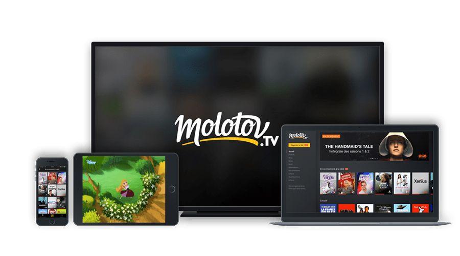 En manque de liquidités et en conflit avec TF1, Molotov dans la panade