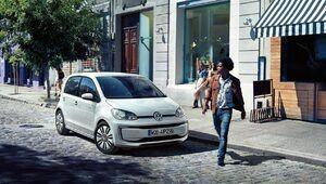 Volkswagen révèle la nouvelle e-Up!, sa mini-citadine électrique
