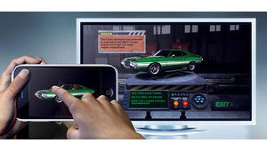 L'iPhone devient télécommande Blu-ray