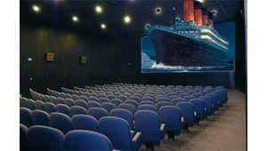 Titanic et Le seigneur des anneaux en 3D