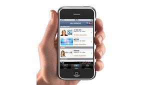 TF1 devient payant sur l'iPhone