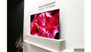 LG dépose la marque Roled pour les téléviseurs enroulables