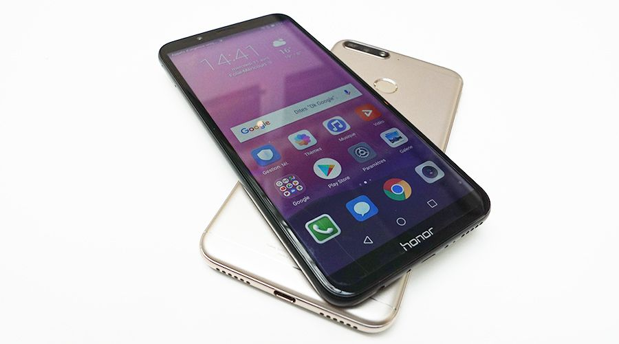 Honor 7a 7c