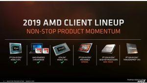 CPU Ryzen 3 et GPU Navi: AMD tiendra une conférence au Computex