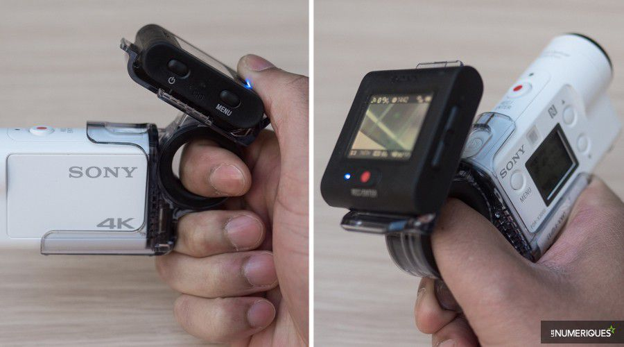 Sonyfdrx3000r test poignee lesnumeriques
