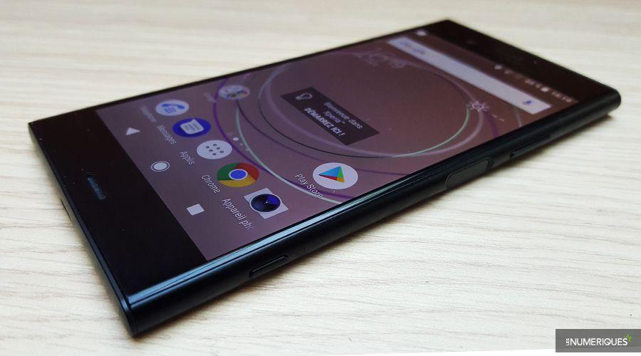 Sony xperia xz1 profil