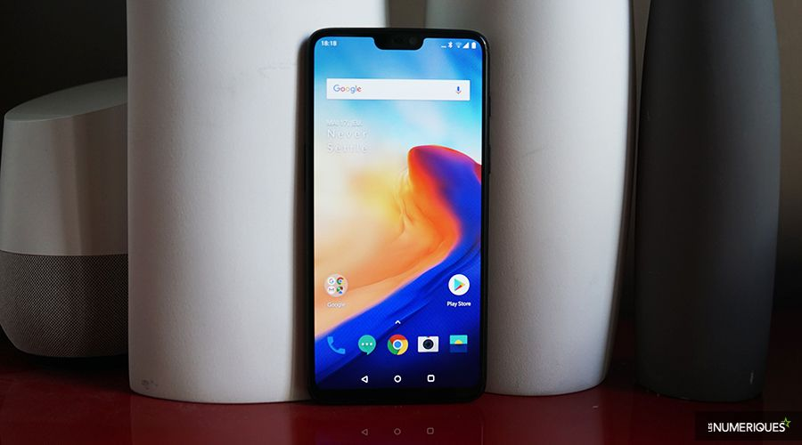 1 oneplus 6 face