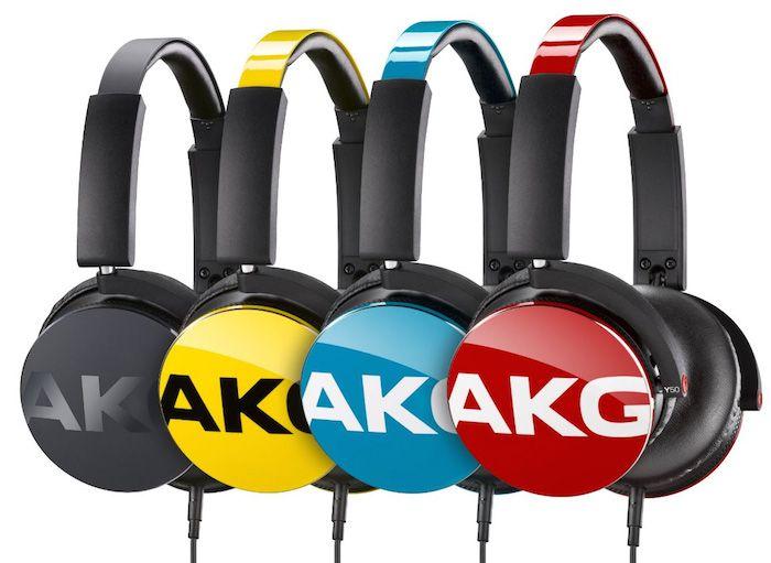Akg y50 headphones(1)