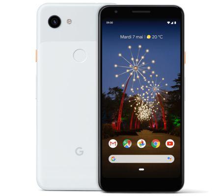 Google Pixel Xl Test