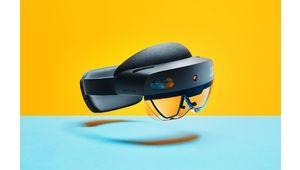 MWC 2019 – Microsoft présente son casque Hololens 2