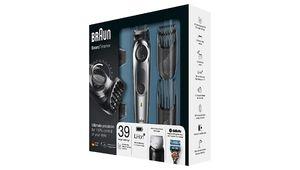 Braun BeardTrimmer 7040: la précision de 1 à 20mm