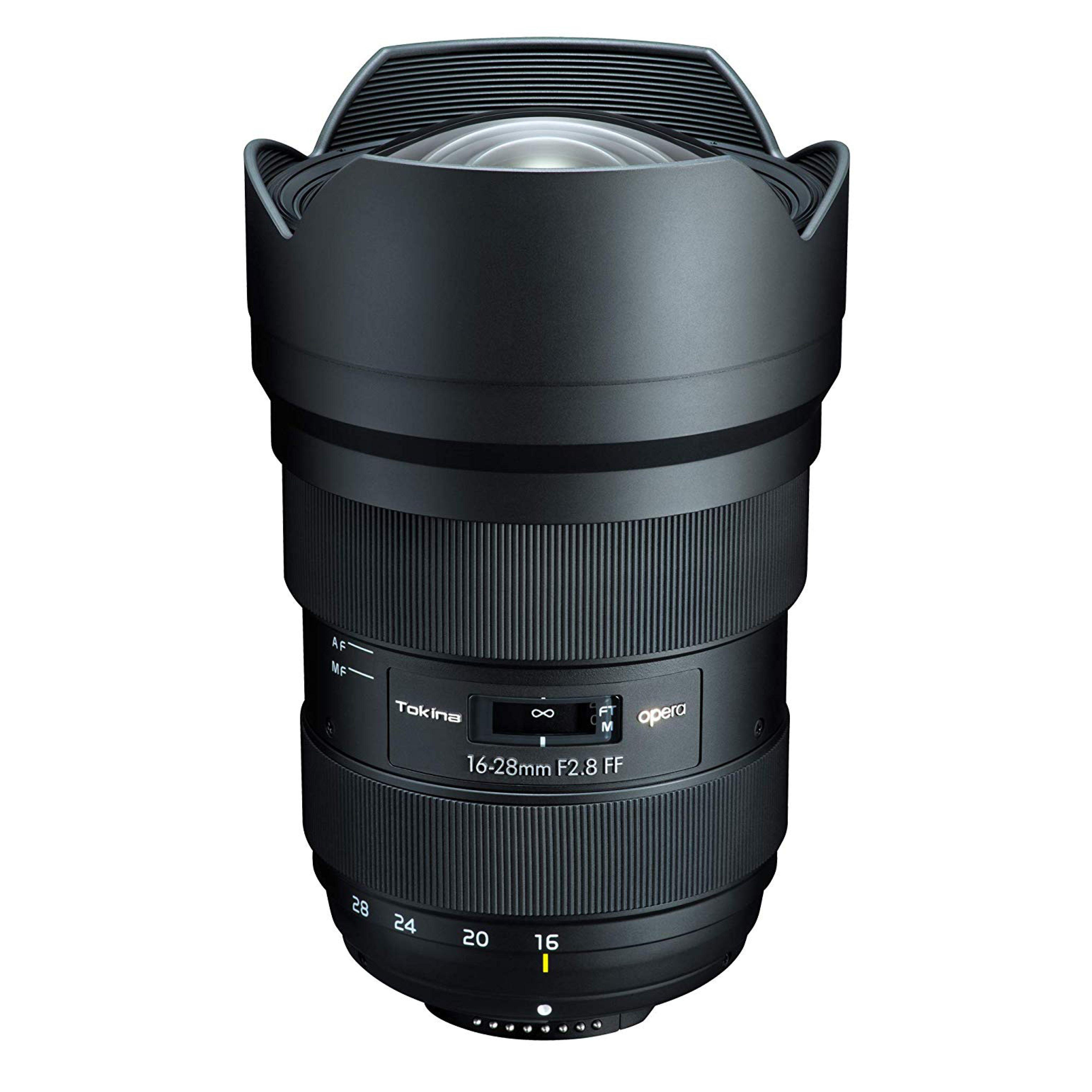 Tokina Opera 16-28mm F2.8 FF : test, prix et fiche technique - Objectif - Les Numériques