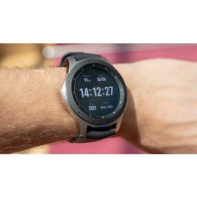 Samsung Galaxy Watch LTE 46mm: l'autonomie sacrifiée pour l'eSIM