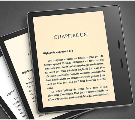 Amazon Kindle Oasis 3 (2019)